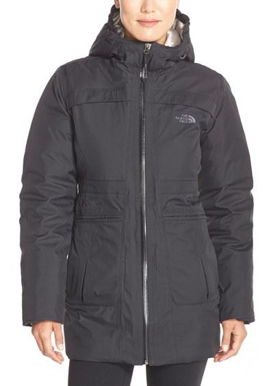 The North Face 'Empire' HyVent® Waterproof Down Jacket (Nordstrom Exclusive) @ Nordstrom