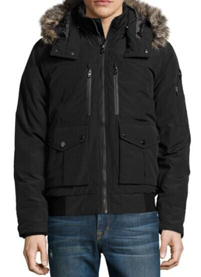 Extra 60% Off MICHAEL MICHAEL KORS Men's Coat @ LastCall by Neiman Marcus
