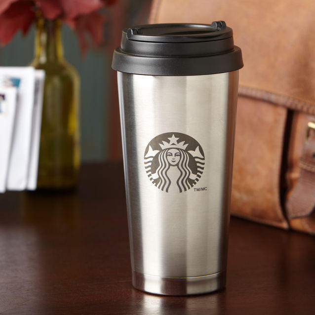Up to 40% Off Select Stainless Steel Tumbler @ Starbucks