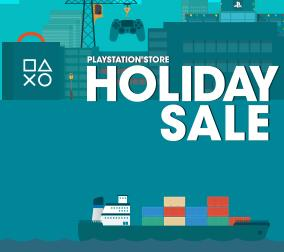 Up to 75% off PSN Holiday Sale week 4