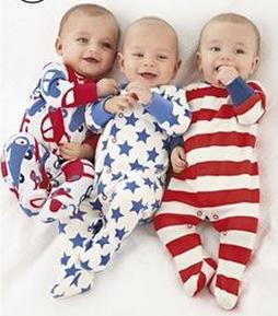 Carter's Babies Sleepsuits, Baby Sleep & Play, Footies @ Bon-Ton
