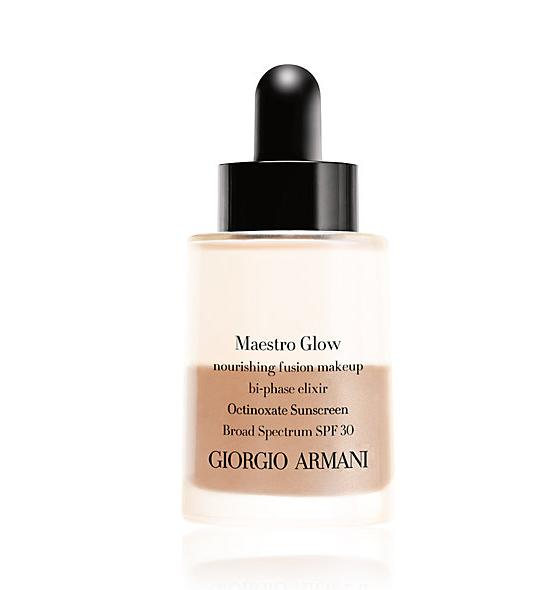 New Released! $64 Armani Maestro Glow @ Barneys New York