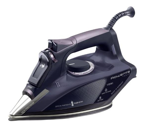 Rowenta DW5197 Focus Steam Iron with 400-Hole Stainless Steel Soleplate