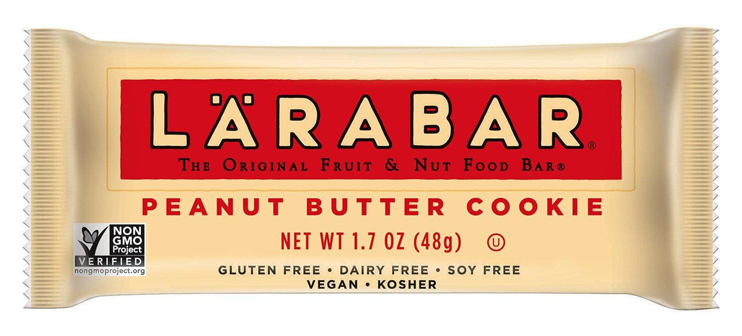 LARABAR Peanut Butter Cookie, 1.7 oz. Bars, 5 Count