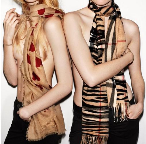 Up to 34% Off Burberry Scarves, Handbags On Sale @ MYHABIT