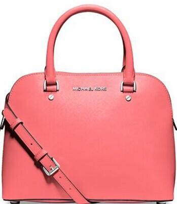 MICHAEL Michael Kors Cindy Medium Dome Satchel @ macys.com