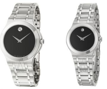 Movado Collection Men's Quartz Watch 0606276