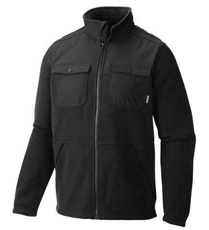 Columbia Sportswear Terpin Point Overlay Fleece Jacket @ Sierra Trading Post