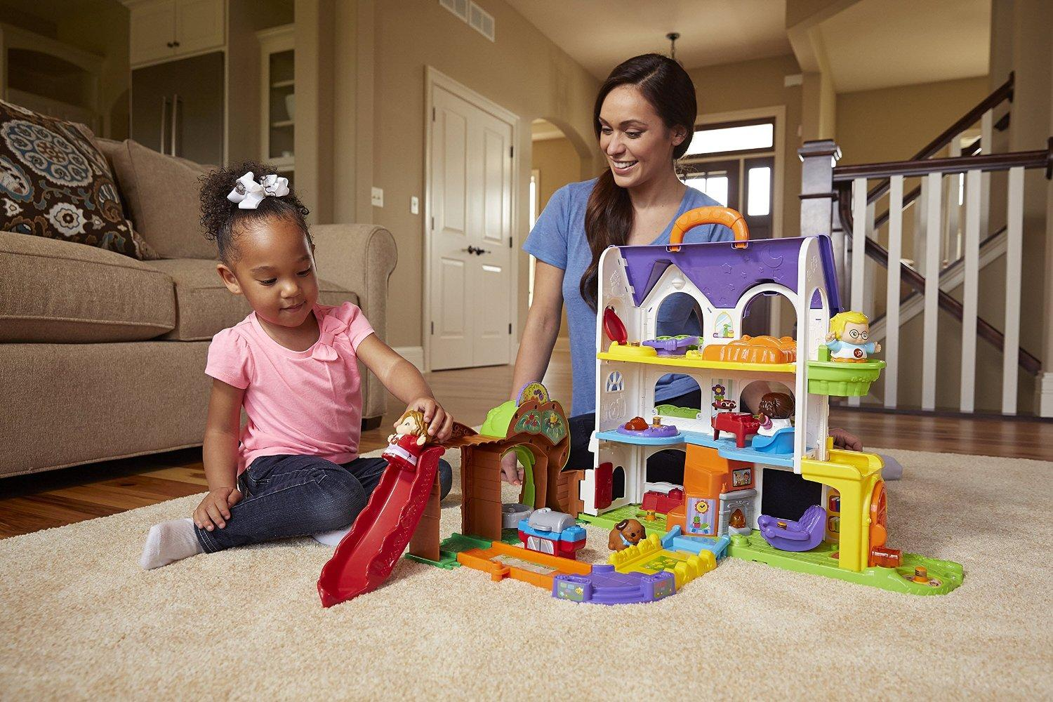 VTech Go! Go! Smart Friends Busy Sounds Discovery Home