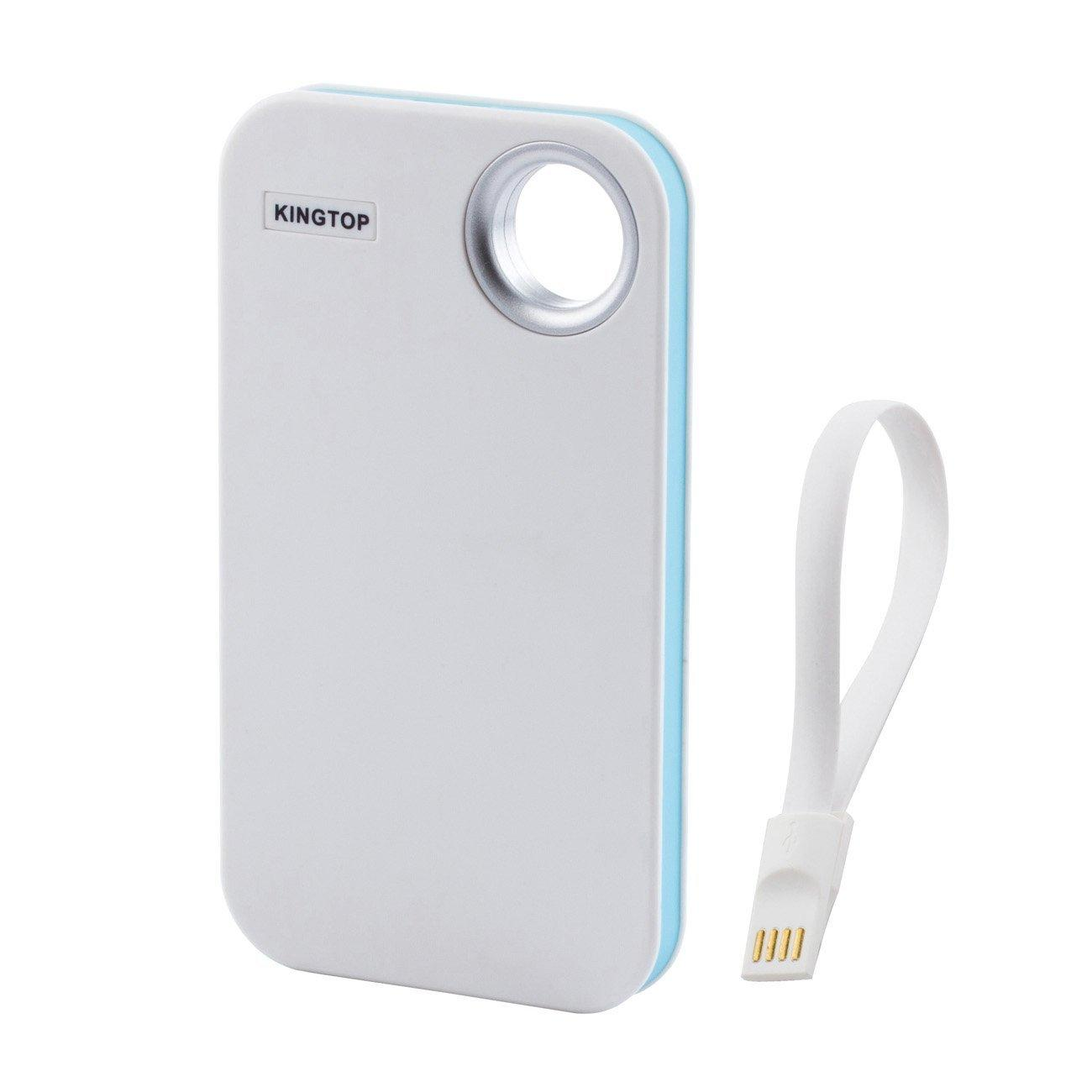 Kingtop 6000mah Portable Power Bank