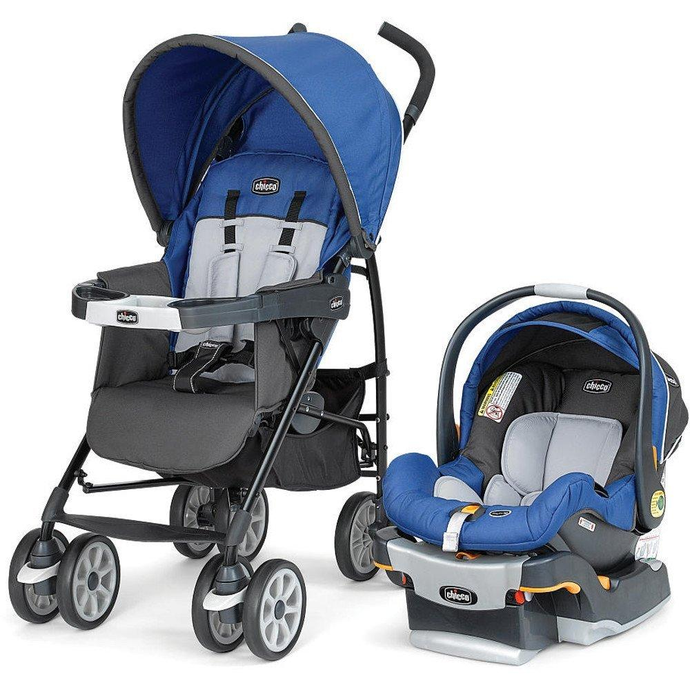 Chicco Neuvo Travel System, Glacial