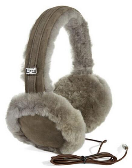 UGG AUSTRALIA Shearling Wired Earmuffs @ Lord & Taylor
