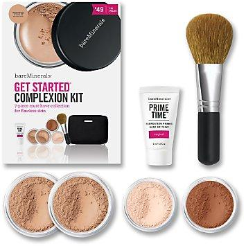Get Started Complexion Kit @ Bare Minerals