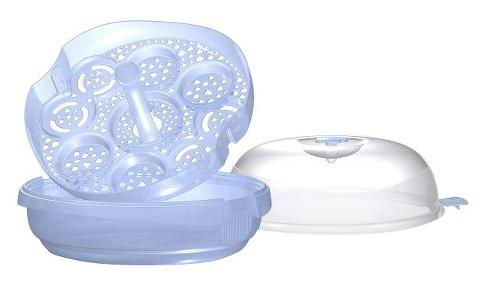 Nuby Natural Touch Microwave Sterilizer @ Target