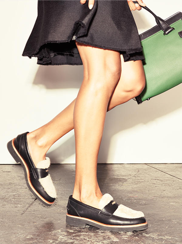 Up to 59% Off Coach Loafer Sale @ 6PM.com