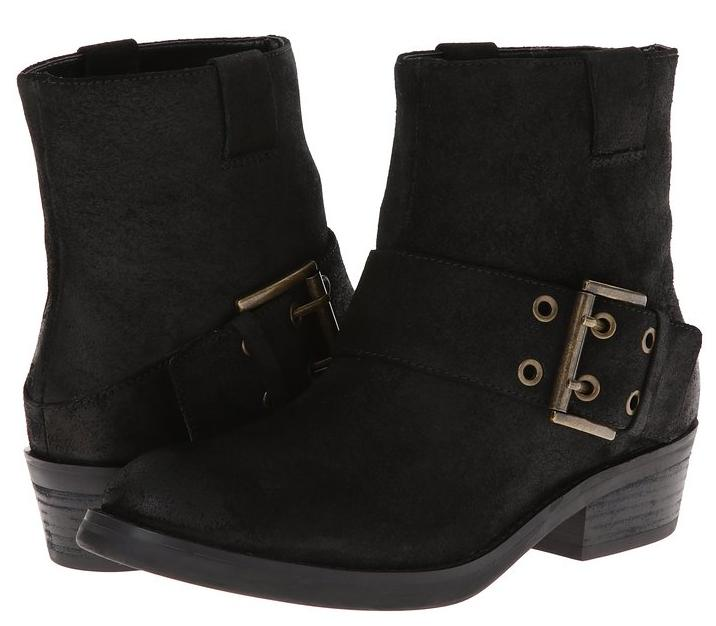Nine West Women's Kassy Suede Boot @ Amazon