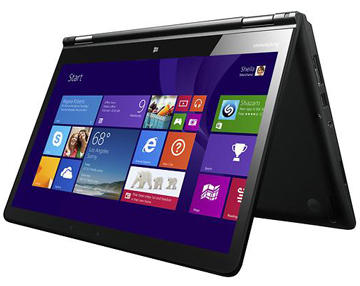 Lenovo ThinkPad Yoga 2-In-1 Ultrabook: i5-5200U, 14