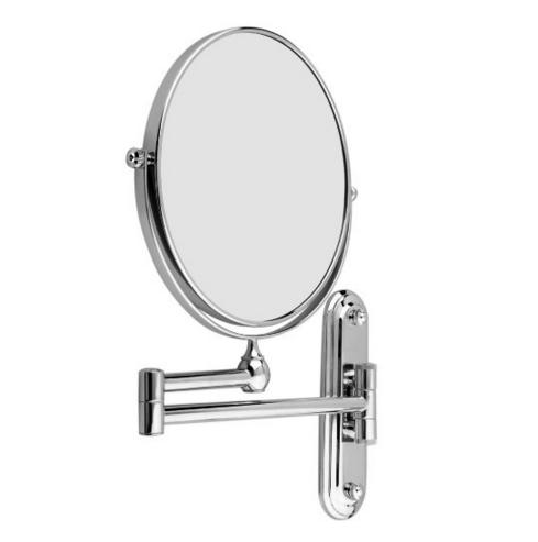 $31.99 Floureon 8 inches Double-sided Wall Mount Mirror