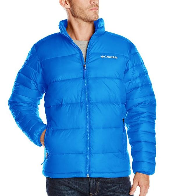 Columbia Men's Frost-Fighter Puffer Jacket @ Amazon