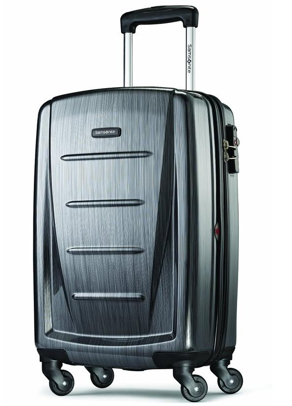 Samsonite Luggage Winfield 2 Fashion HS Spinner 20 @ Amazon