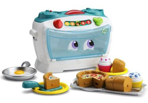 LeapFrog Number Lovin' Oven @ Amazon