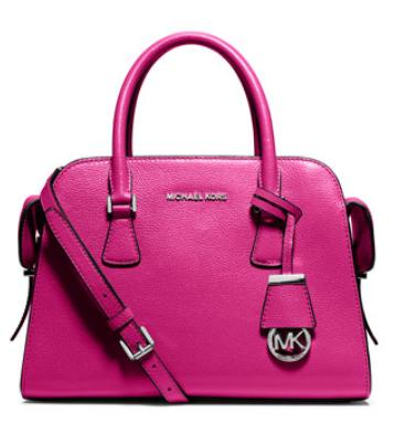 MICHAEL Michael Kors Harper Medium Satchel Bag