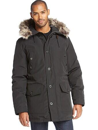$50 Off $100 Men's Coats @ Bon-Ton