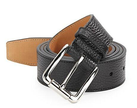 From $29.99 Cole Haan Men's Leather Belt @ Saks Off 5th