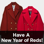 Up to $30 Off WOOL Red Coat Selection @ Wannabk.com