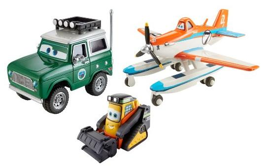 Disney Planes: Fire and Rescue Die-Cast Toy (3-Pack) @ Amazon