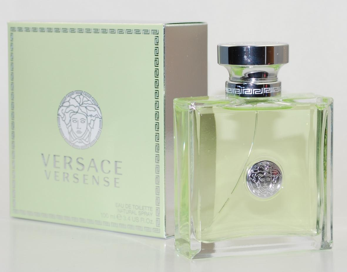Versace Versense By Gianni Versace For Women Edt Spray