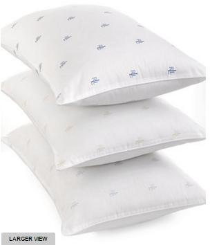 Lauren Ralph Lauren Logo Pillows @ macys.com