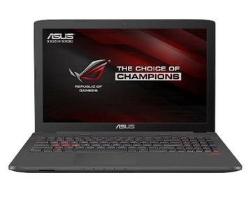 ASUS ROG 17-Inch Gaming Laptop, Core i7, GTX 960M, 1TB + 128GB SSD
