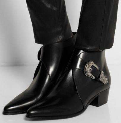 Up to 40% Off Saint Laurent Boots Sale @ Farfetch