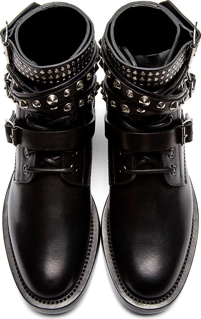 Up to 40% Off Saint Laurent Boots Sale @ SSENSE