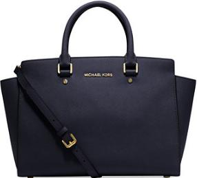 MICHAEL Michael Kors Selma Large East West Satchel @ macys