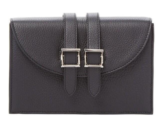 Meli Melo Thela Prep Leather Clutch @ Gilt