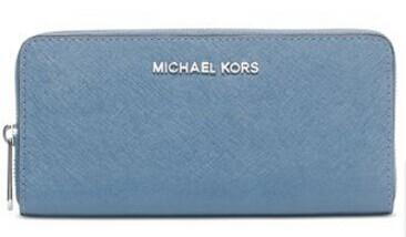MICHAEL Michael Kors Travel Zip Around Continental Wallet @ macys.com