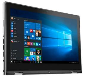 $674.00 Dell Inspiron 13 i7359-8408SLV Signature Edition 2 in 1 PC with Free NuVision Tablet
