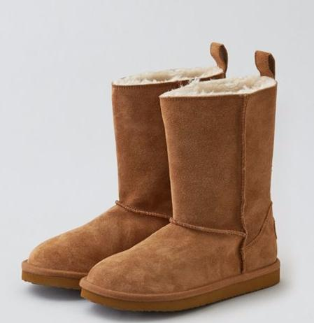 AEO COZY BOOT Sale @ American Eagle