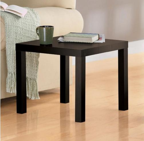 DHP Parsons Modern End Table