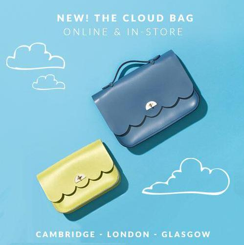 Up to 40% Off The Cloud Bag @ The Cambridge Satchel Company