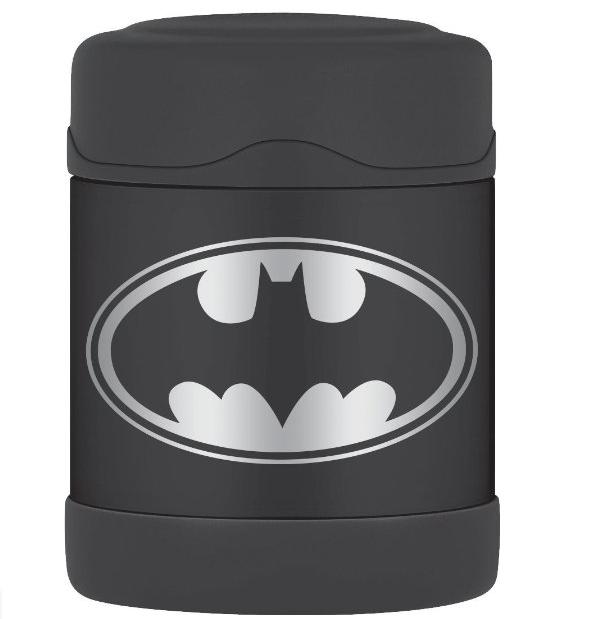 Thermos 10 Ounce Funtainer Food Jar, Batman