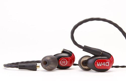 Westone W40 Quad Driver Universal Fit Noise-Isolating Earphones