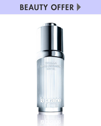 FreeDeluxe Cellular Swiss Ice Crystal Dry Oil With $150 La Prairie Purchase @ Bergdorf Goodman