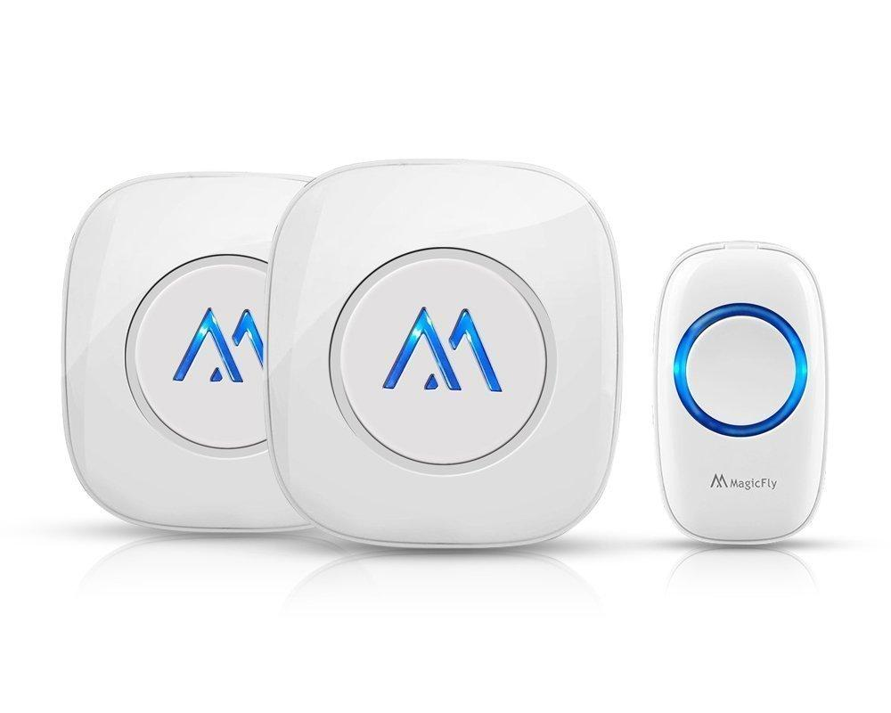 Magicfly Portable Wireless Doorbell Kit