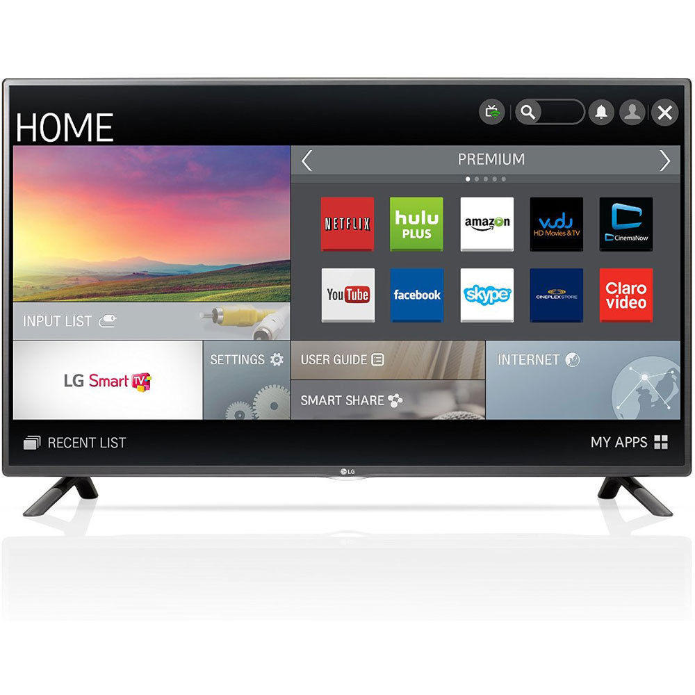 LG 55LF6100 55 inch 120Hz Full HD 1080p Smart LED HDTV