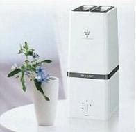 Sharp Ultra High-Density Plasmacluster® Ion Generator Air Purifier
