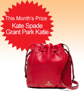 Subscribe to Dealmoon Newsletter, Win the Kate Spade Grant Park Katie Bag