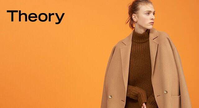 60% Off + $100 Off $400 Winter Sale  @ Theory